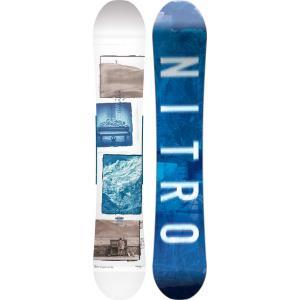 Nitro Team Exposure Gullwing Wide Blem Snowboard