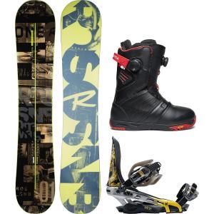 Rossignol One LF Snowboard Package