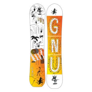 GNU Money Wide Blem Snowboard
