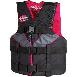 O'Brien 3-Belt Adj Sport Wakeboard Vest