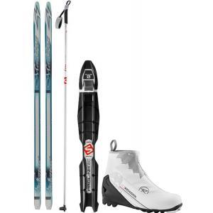 Madshus Cadenza 100 XC Complete Ski Package + Poles