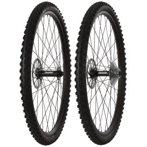 Framed Fattie Slims/Trail F150/R170 10 Speed Wheel Set