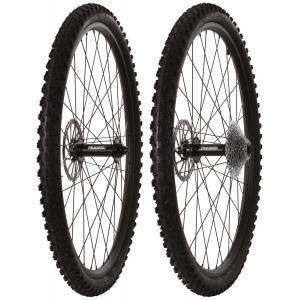 Framed Fattie Slims/Trail F150/R197 10 Speed Wheel Set