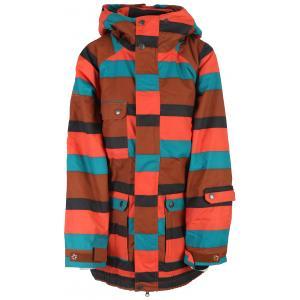 Nikita Creekside Snowboard Jacket Stripe Snowboard Jacket