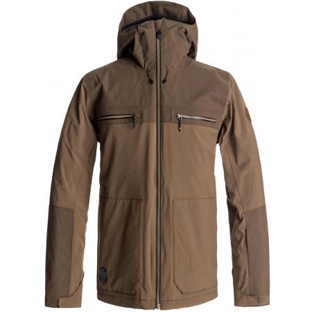155954621 Quiksilver Arrow Wood Snowboard Jacket