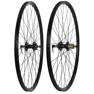 Image of Framed FA2.1 100/135 700 x 25C Wheel Set