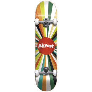 Image of Almost Color Wheel Skateboard Complete