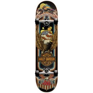 Image of Darkstar Harley-Davidson Eagle Skateboard Complete