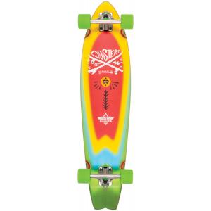 Image of Dusters Blotter Longboard Complete