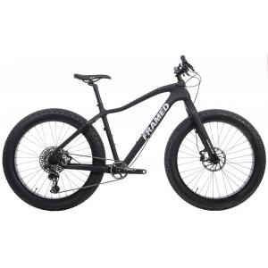 Image of Framed Alaskan Carbon Fat Bike - X01 Eagle 1X12 LTD Carbon Fork & Carbon Wheels