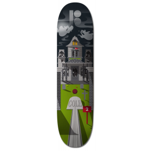 Plan B Cole Haunted House Skateboard Deck