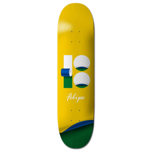 Plan B Felipe Wrap Skateboard Deck