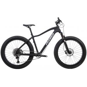 Image of Framed Alaskan Carbon Fat Bike - X01 Eagle 1X12 LTD Bluto Fork & Carbon Wheels