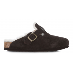 Image of Birkenstock Boston Shearling Lined Clogs