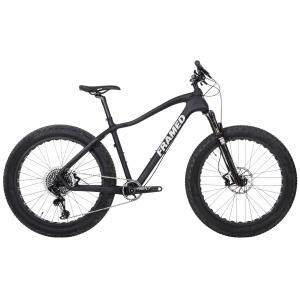 Image of Framed Alaskan Carbon Fat Bike - X01 Eagle 1X12 LTD Bluto Fork & Alloy Wheels