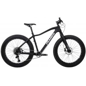 Image of Framed Alaskan Carbon Fat Bike - X01 Eagle 1X12 LTD Carbon Fork & Alloy Wheels