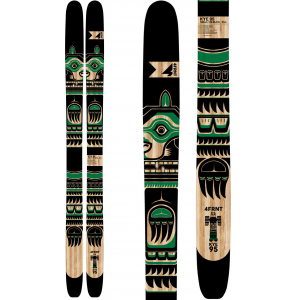 Image of 4FRNT KYE95 Skis