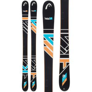 Head The Jr Caddy Skis