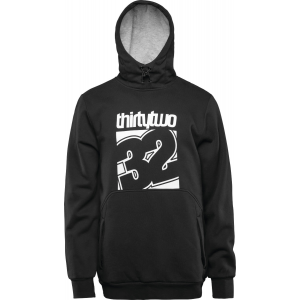 Image of 32 - Thirty Two Stamped PO Hoodie