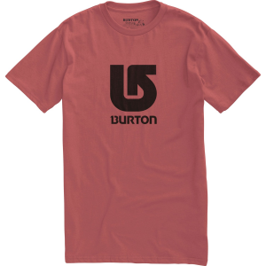Burton Logo Vertical Slim T Shirt