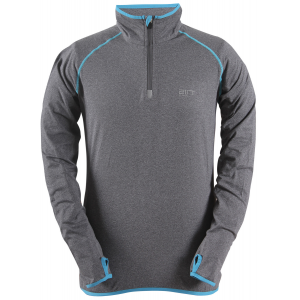 Image of 2117 of Sweden Gran Eco 1/2 Zip Baselayer Top