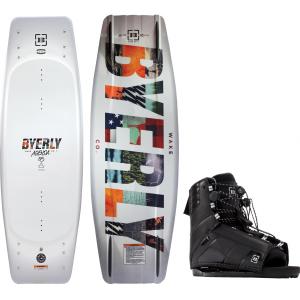 Image of Byerly Agenda Wakeboard w/ Trace Bindings