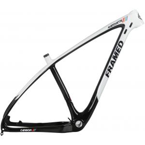 Image of Framed Marquette Carbon Bike Frame