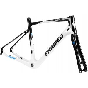 Image of Framed Mallorca Carbon Disc Brake Bike Frame