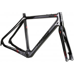 Image of Framed Gravier Carbon Disc Brake Bike Frame