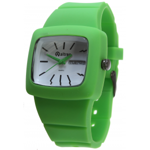Image of Altrec Time Spirit Watch Lime Green 40x36mm