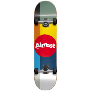Image of Almost Color Code Skateboard Complete