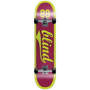 Image of Blind Athletic Skin Soft Wheel Skateboard Complete