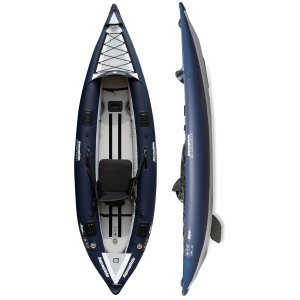 Image of Aquaglide Blackfoot HB Angler SL Kayak