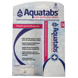 Image of Aquatabs Water Purification Tablets