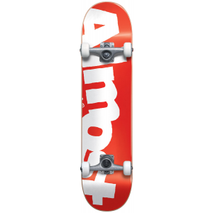Image of Almost Side Pipe Skateboard Complete