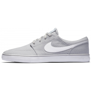 Nike SB Portmore II Solarsoft Canvas Skate Shoes
