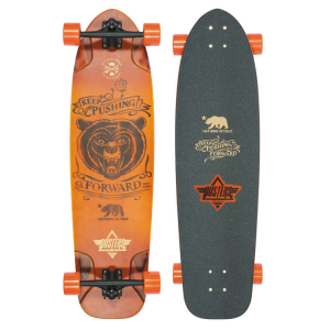 Dusters Kodiak Mini Longboard Complete