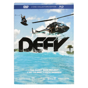 Ronix Defy The Danny Harf Project DVD/Blu Ray Combo Pack