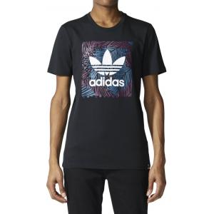 Image of Adidas Blackbird Palm T-Shirt