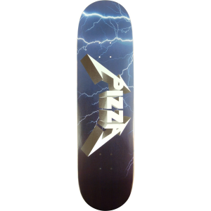 Image of Pizza Metal Skateboard Deck