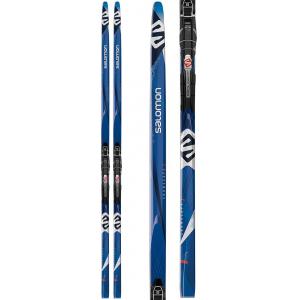 Image of Salomon Snowscape 7 XC Skis w/ Prolink Access CL Bindings