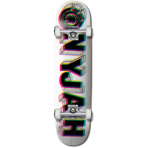 Image of Element Nyjah 3D Block Skateboard Complete