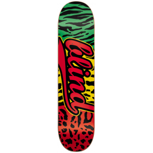 Image of Blind Athletic Skin V2 Skateboard Deck