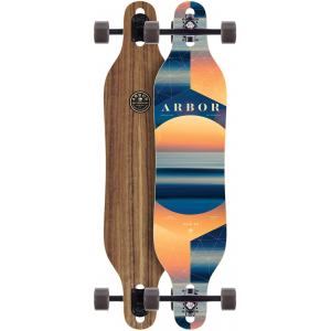 Image of Arbor Axis Photo Longboard Complete