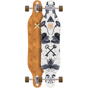 Image of Arbor Axis Bamboo Longboard Complete