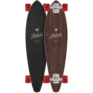 Image of Arbor Hawkshaw Micron Longboard Complete