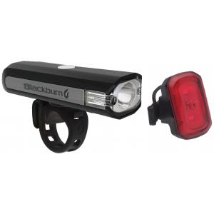 Image of Blackburn Central 200 Front/Click Usb Rear Bike Lights
