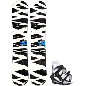Image of 2117 Hintertux Snowboard w/ Chamonix Savoy Bindings