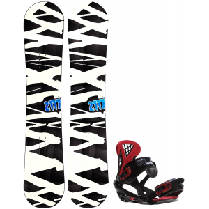 Image of 2117 Hintertux Snowboard w/ Sapient Wisdom Bindings