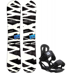 Image of 2117 Hintertux Snowboard w/ Head NX One Bindings